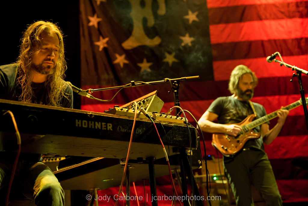 Adam MacDougall Chris Robinson Brotherhood The Jefferson Theater 11.10.2016 Jody Carbone Photography