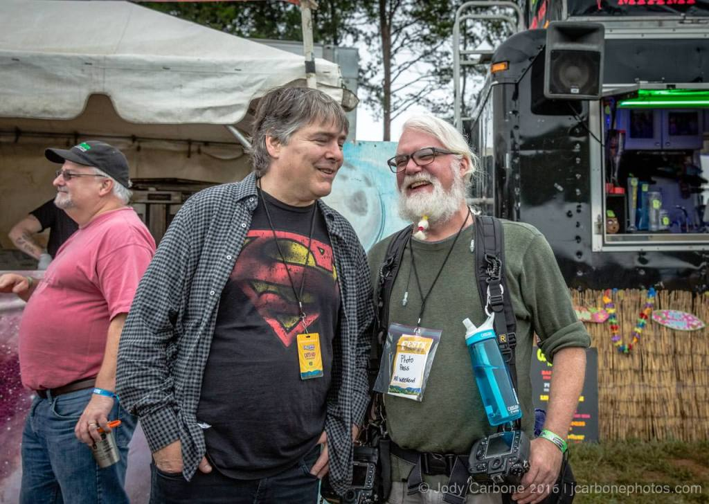 Bela Fleck and Wiley The Festy Experience 2016 Fans