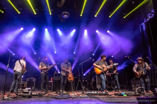 Rooster Walk 9 Greensky Bluegrass with Marcus King 2017