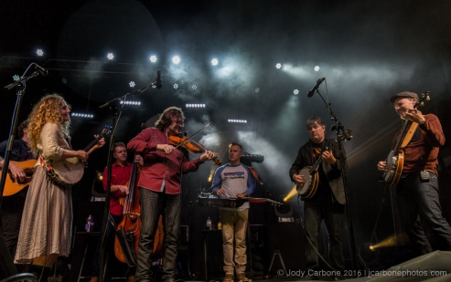 The Festy Experience 2016 Day 1 The Infamous Stringdusters Ladies and Gentlemen with Bela Fleck Abigail Washburn Mary Chapin Carpenter Nicki Bluhm Sarah Siskind