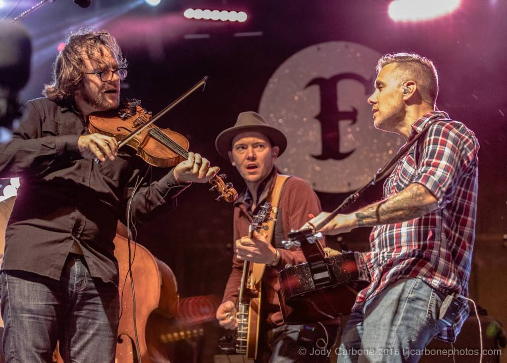 The Infamous Stringdusters The Festy Experience 2016