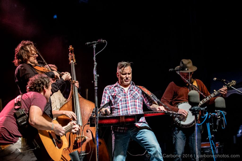 The Festy Experience 2016 Day 2 with The Infamous Stringdusters