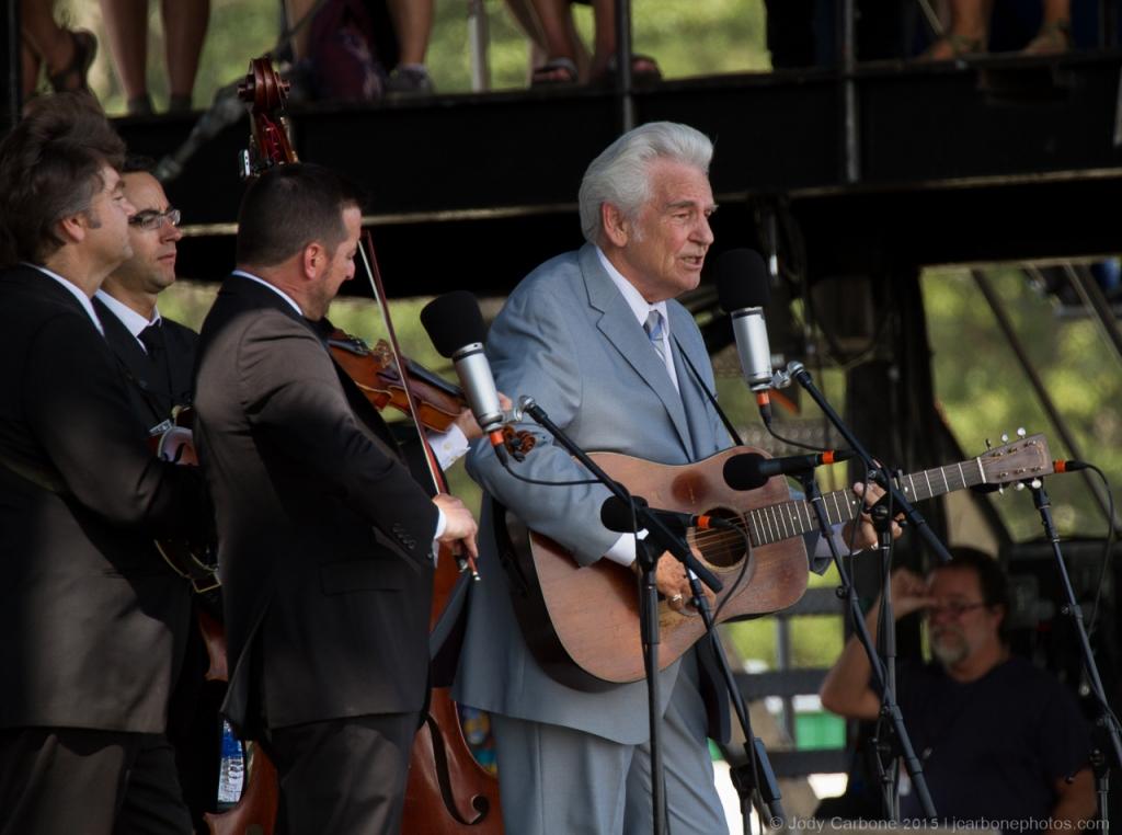 The Del McCoury Band Lockn Festival 2014 09.05.2014