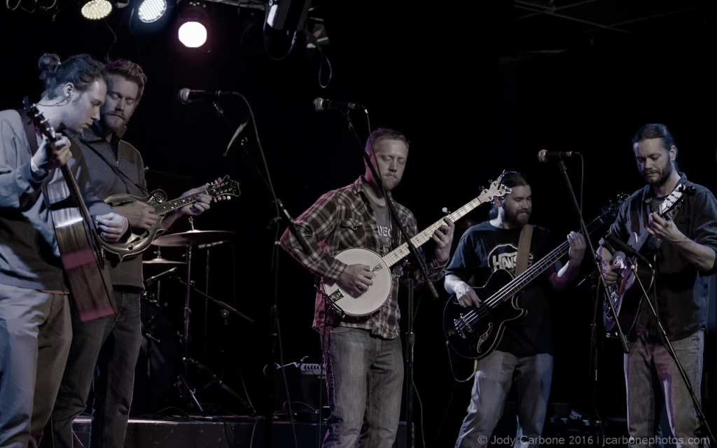 Gold Top County Ramblers The Ante Room 03.04.2016