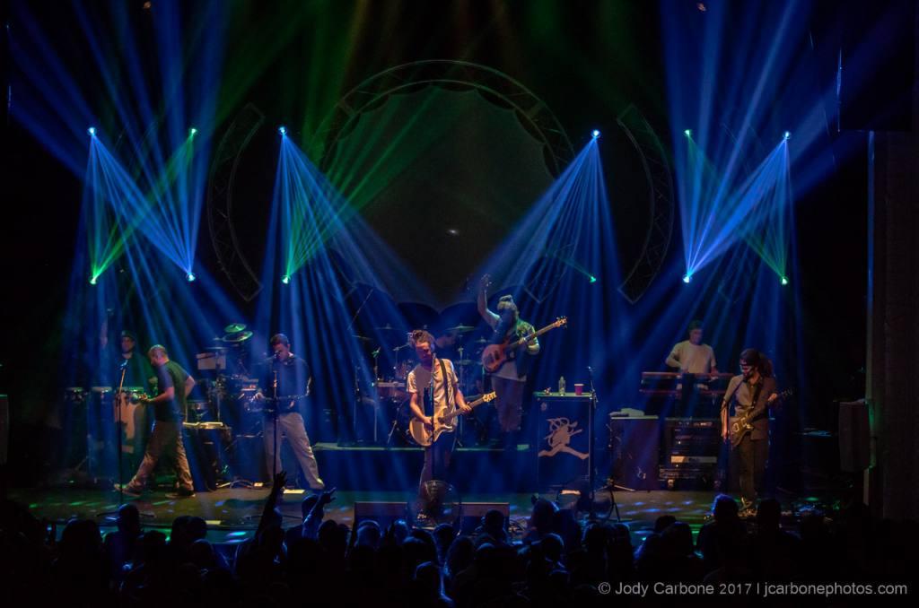 SOJA The Jefferson Theater 10.21.2017 Heal Charlottesville