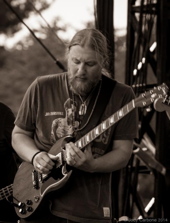 Tedeschi Trucks Band Lockn Festival 2014 09.06.2014