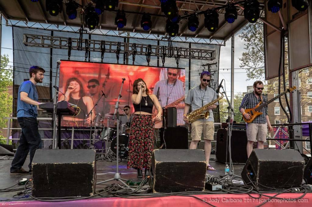 Adar Tom Tom Founders Festival 2017 Charlottesville VA 04.15.2017