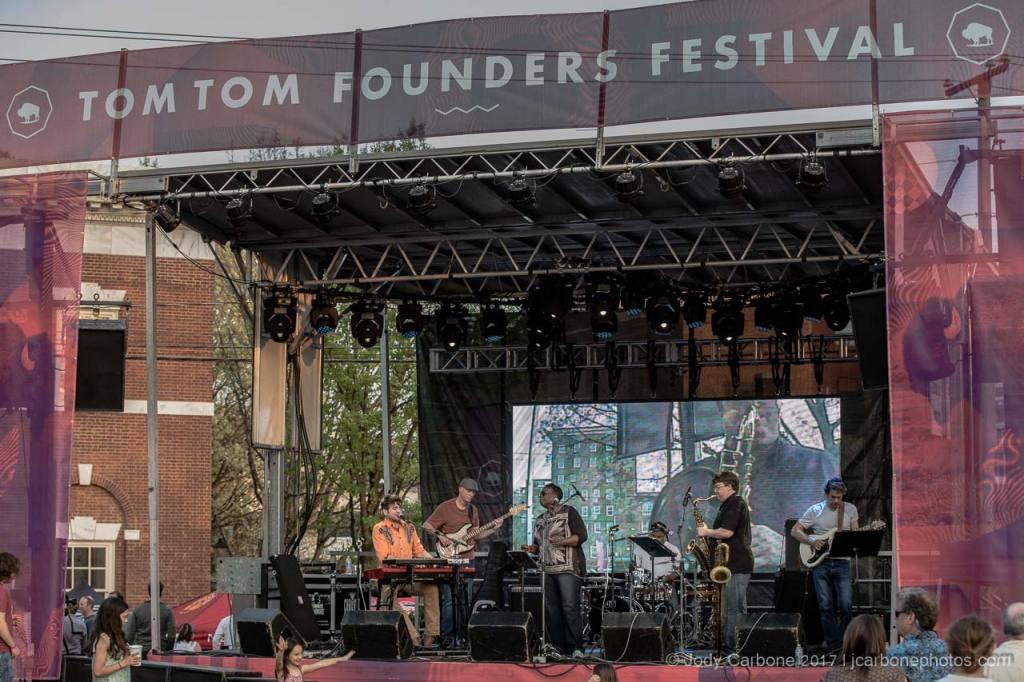 Adrian Duke Tom Tom Founders Festival 2017 Charlottesville VA 04.14.2017