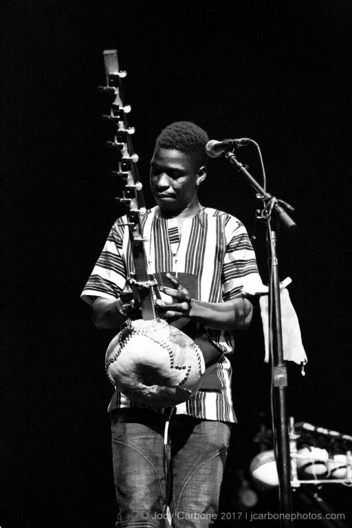 Arouna Diarra Rising Appalachia The Jefferson Theater 03.24.2017