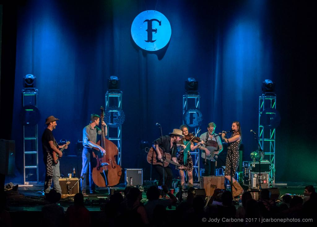 Chamomile and Whiskey The Festy Presents The Jefferson Theater 06.16.2017