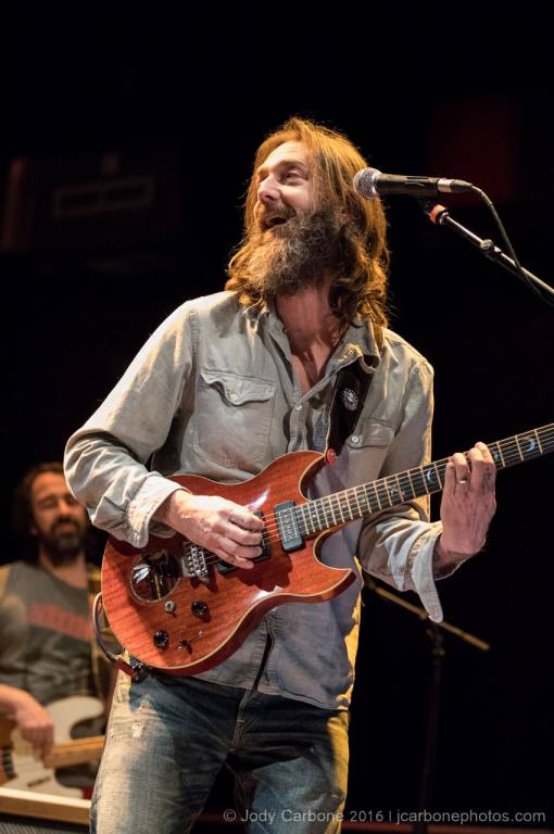 Chris Robinson Brotherhood The Jefferson Theater