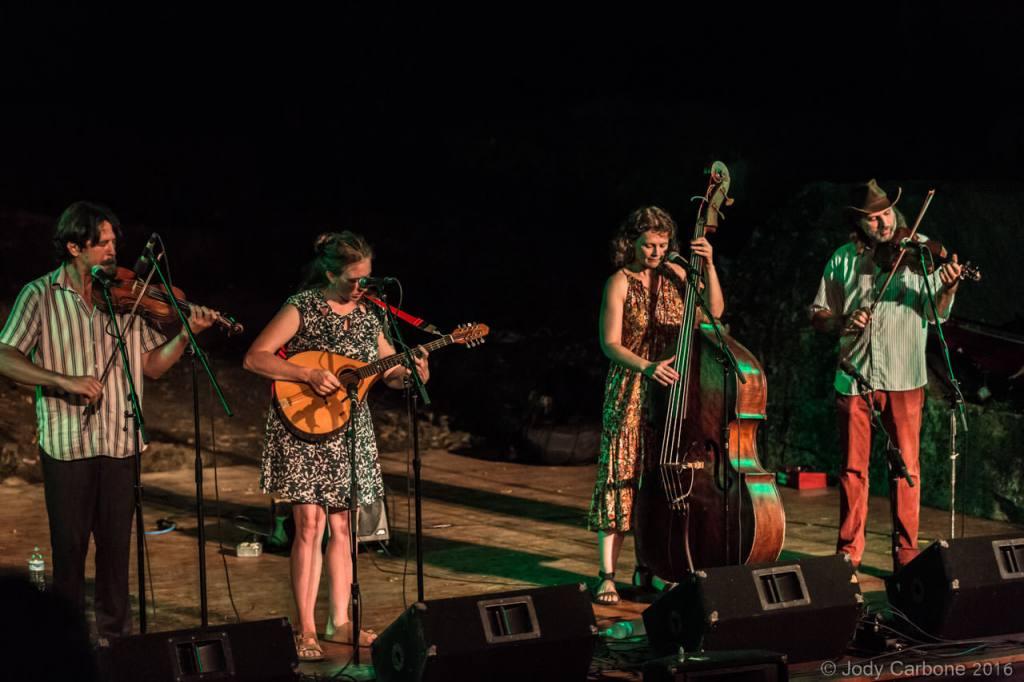 Furnace Mountain Lime Kiln Theater 08.13.2016
