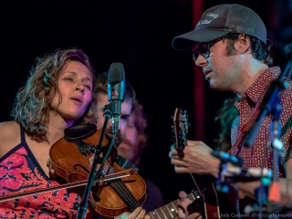 Mandolin Orange Lime Kiln Theater Lexington VA