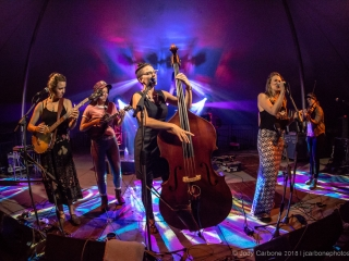 Della Mae with guests The Shook Twins, Elephant Revival and Jay Starling, The Festy Experience 2017