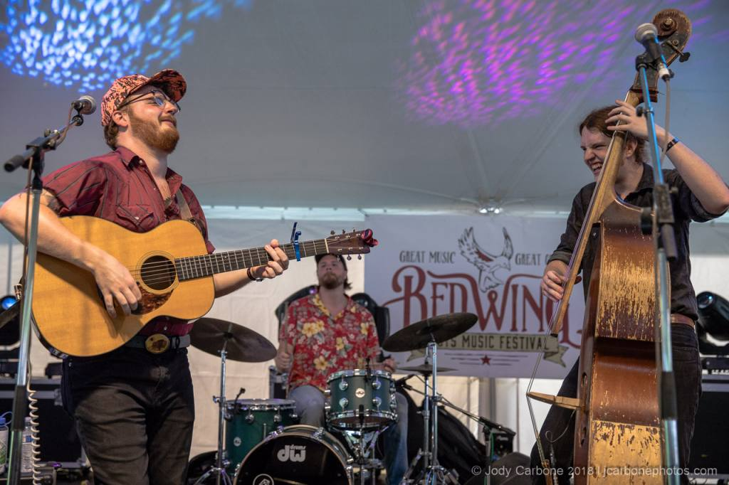 Dharma Bombs Red Wing Roots Music Festival 2018