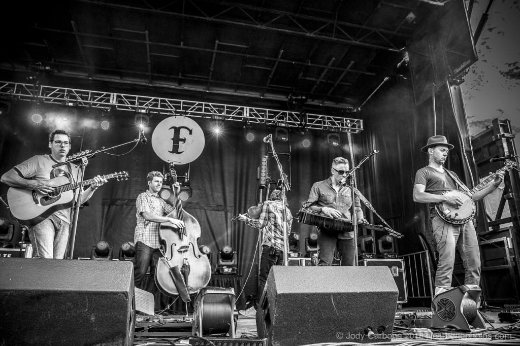 The Infamous Stringdusters The Festy Experience 2017