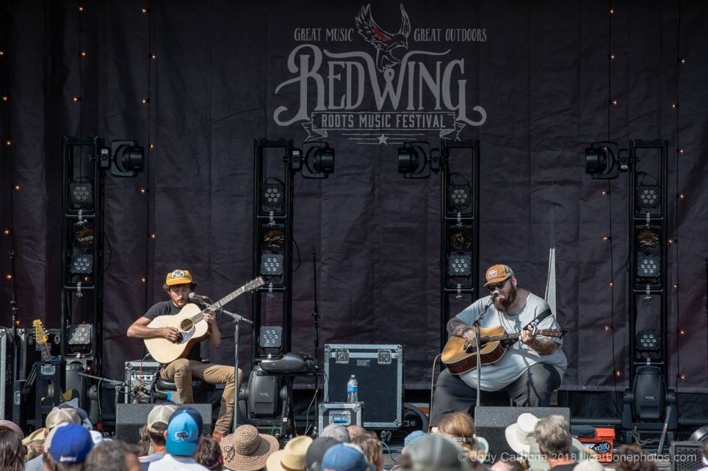 John Moreland Red Wing Roots Music Festival 2018