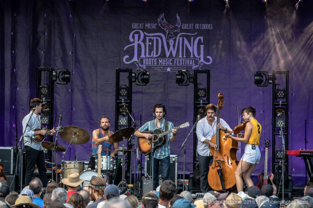 Mipso Red Wing Roots Music Festival 2018