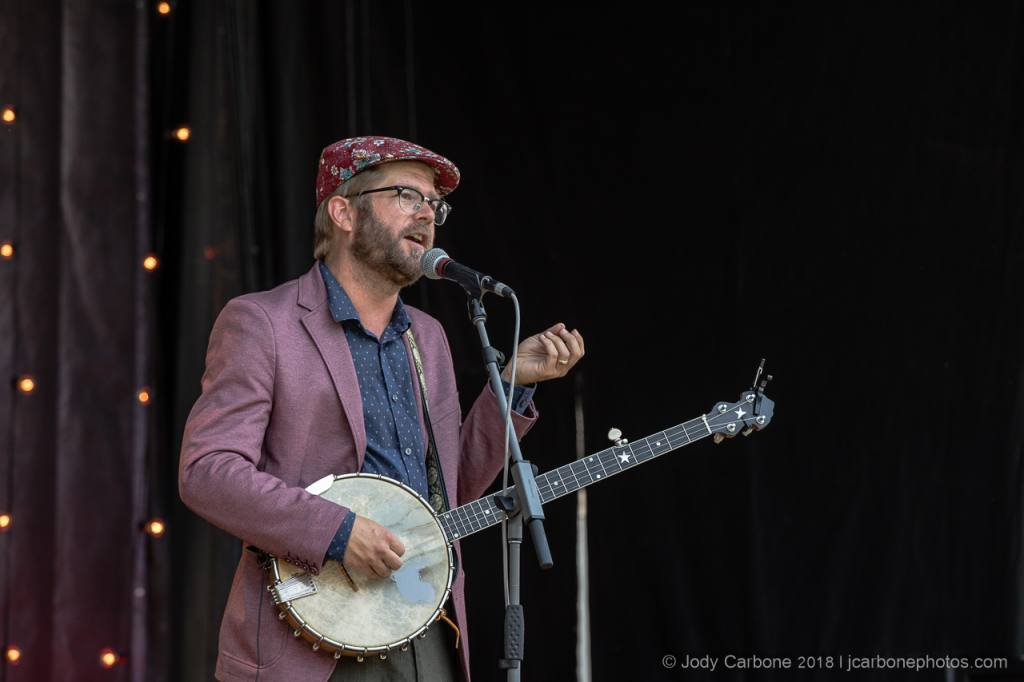 Old Man Luedecke Red Wing Roots 2018