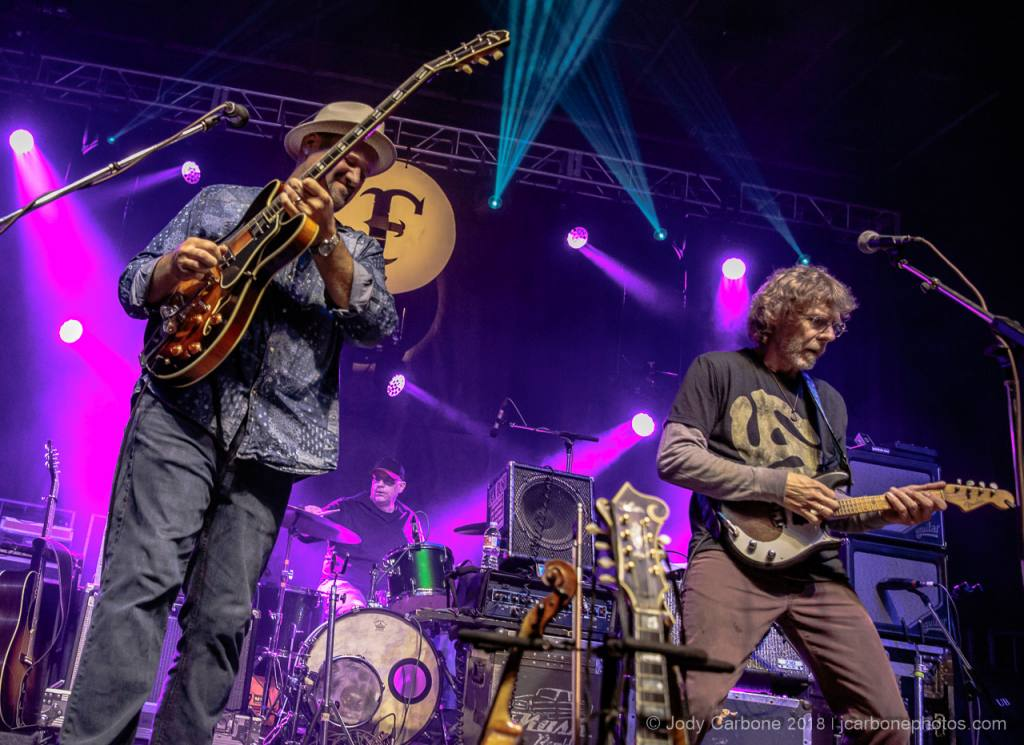 Sam Bush Band The Festy Experience 2017