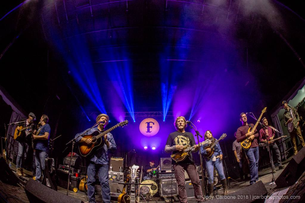 Sam Bush Band with Jenni Lyn and The Infamous Stringdusters