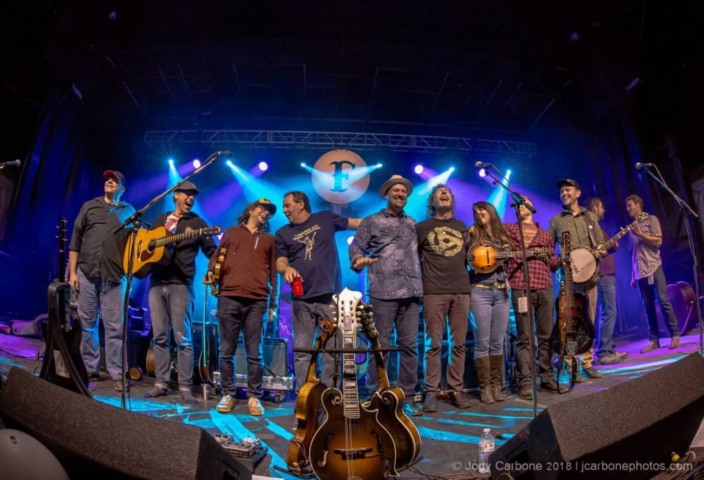 Sam Bush Band with guests Jenni Lyn and The Infamous Stringdusters, The Festy Experience 2017