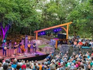The Seldom Scene Lime Kiln Theater Lexington VA