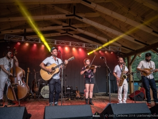 The Steel Wheels and Friends Tribute Set with Jon Stickley Trio Red Wing Roots 2018