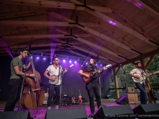 The Steel Wheels and Friends Tribute Set with Justin Jones Red Wing Roots 2018