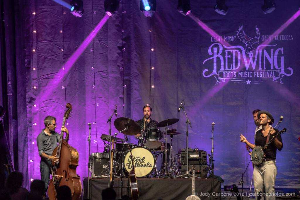 The Steel Wheels Red Wing Roots 2018