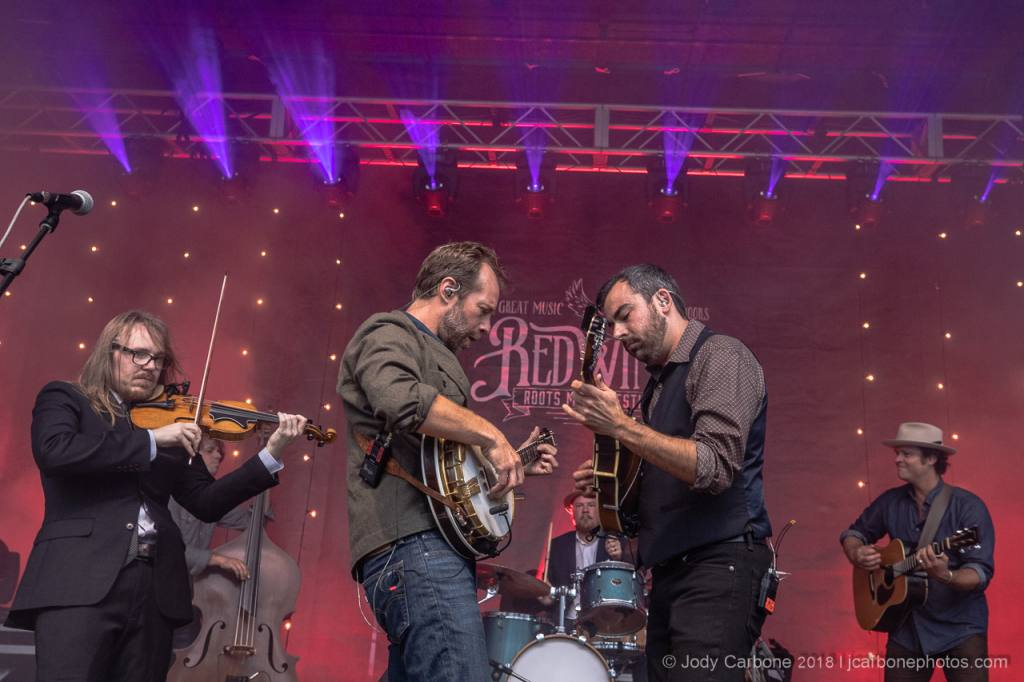 Steep Canyon Rangers Red Wing Roots 2018
