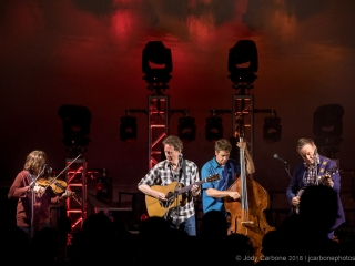 Jeremy Garrett and Travis Book with Nick Forster and Danny Barnes The Festy Experience 2017