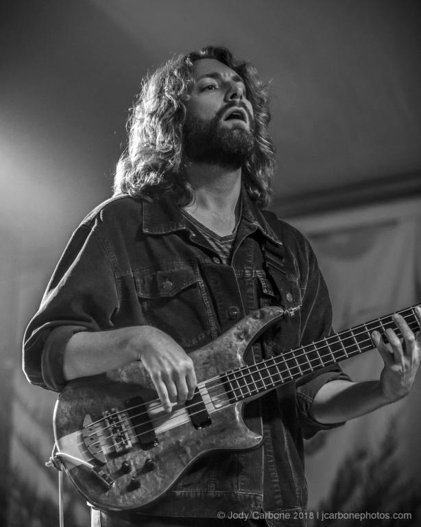 Cris Jacobs Band Devils Backbone Hoopla 2018