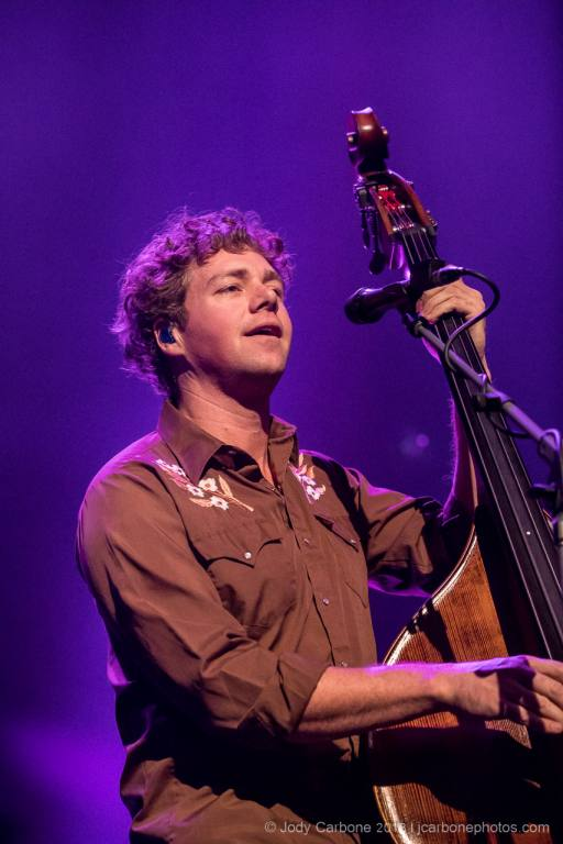 Travis Book, The Infamous Stringdusters The Jefferson Theater 11.16.2018