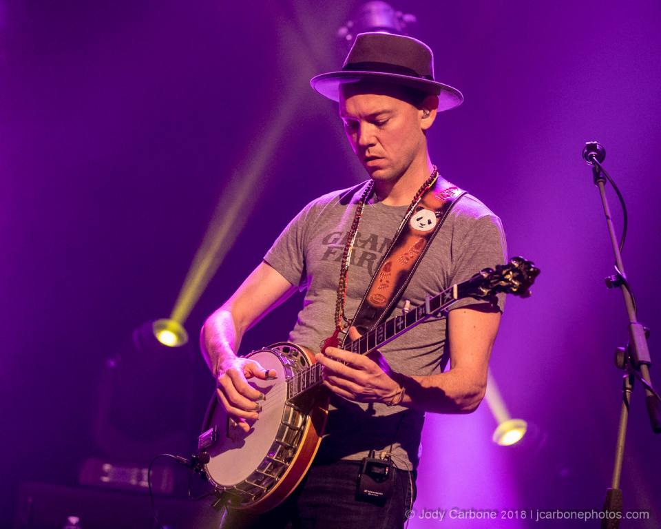 Chris Pandolfi, The Infamous Stringdusters The Jefferson Theater 11.16.2018