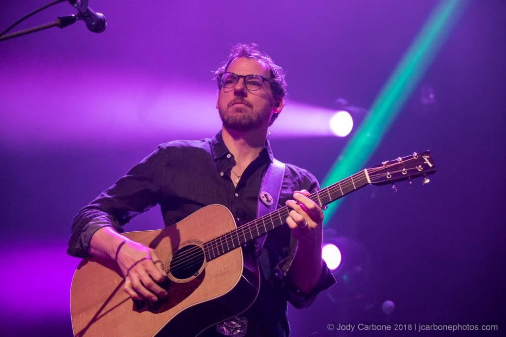 Andy Falco, The Infamous Stringdusters The Jefferson Theater 11.16.2018