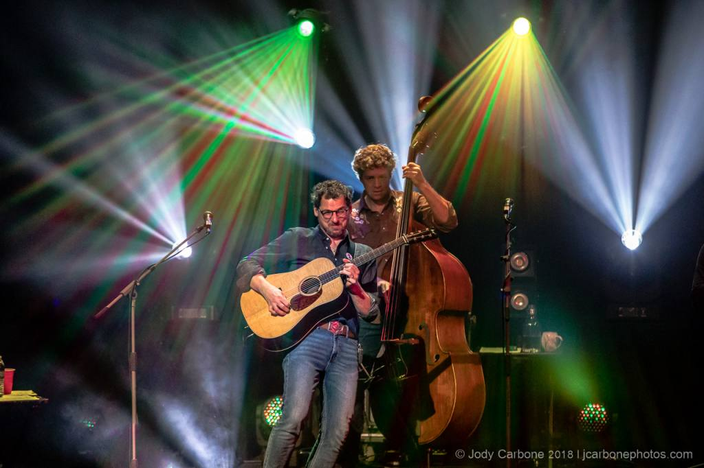 Andy Falco and Travis Book, The Infamous Stringdusters The Jefferson Theater 11.16.2018
