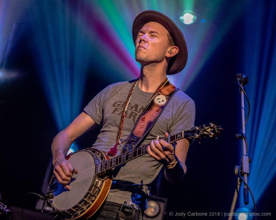 Chris Pandolfi, The Infamous Stringdusters The Jefferson Theater 11.16.2018