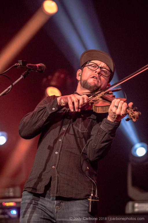 Jeremy Garrett, The Infamous Stringdusters The Jefferson Theater 11.16.2018