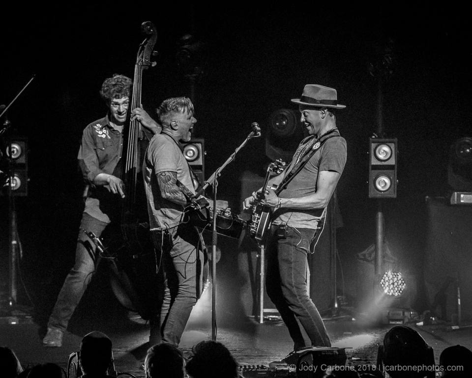 The Infamous Stringdusters The Jefferson Theater 11.16.2018