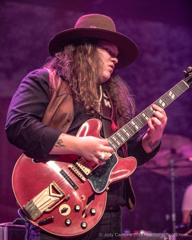 The Marcus King Band The Jefferson Theater 11.12.2018