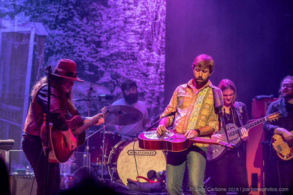 The Marcus King Band with Jay Starling The Jefferson Theater 11.12.2018