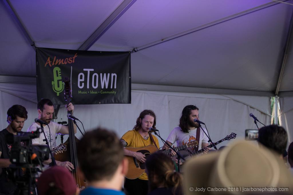 Billy Strings Almost Etown The Festy Experience 2018