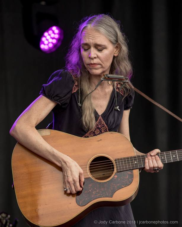 Gillian Welch The Festy Experience 2018