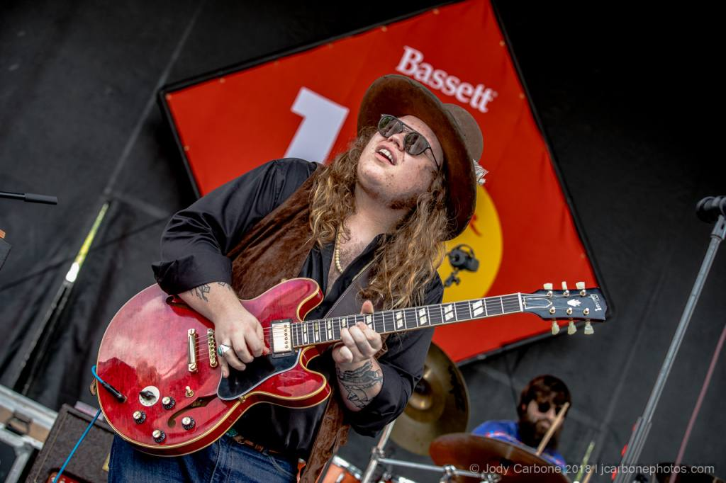 The Marcus King Band Rooster Walk 2018