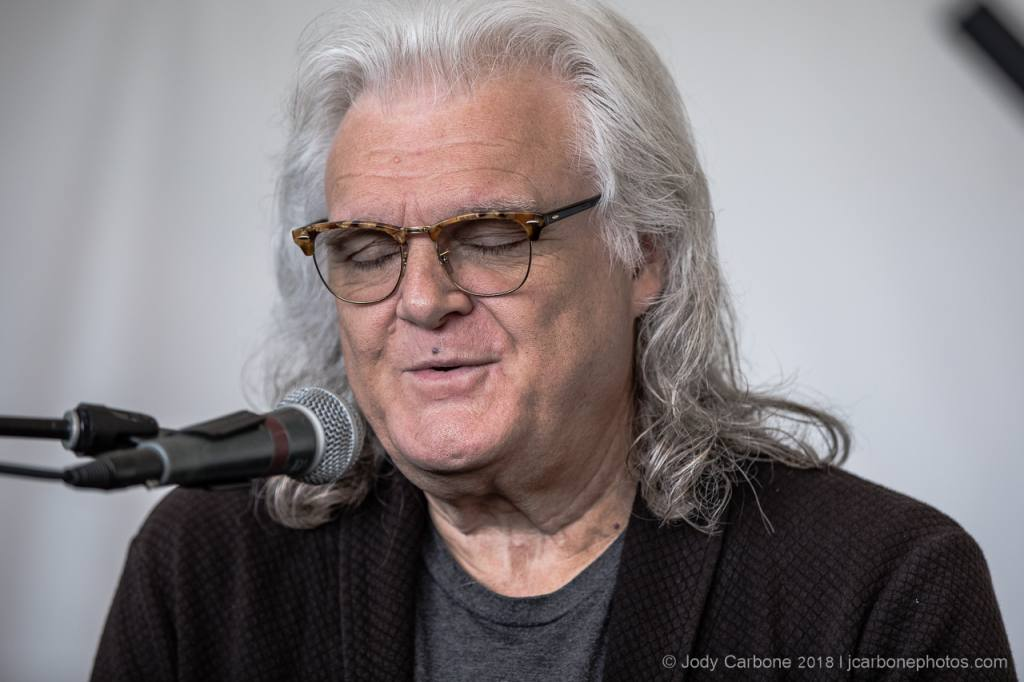 Ricky Skaggs Almost Etown The Festy Experience 2018
