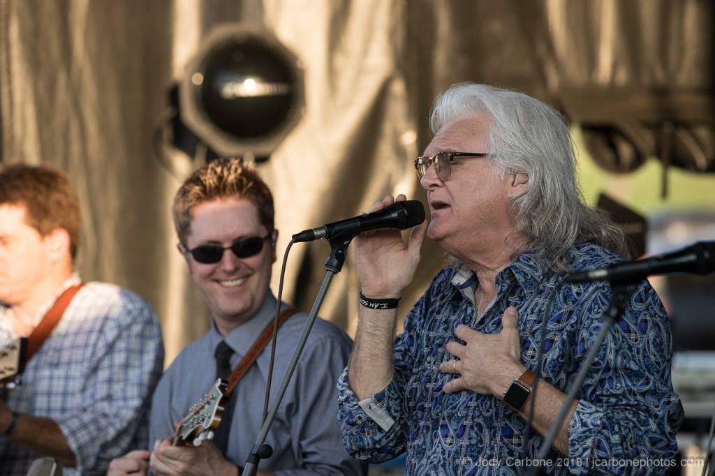 Ricky Skaggs The Festy Experience 2018