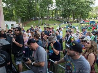 Rooster Walk 2018 Fans