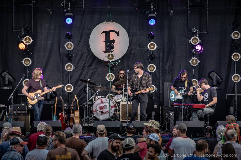 Sons of Bill The Festy Experience 2018