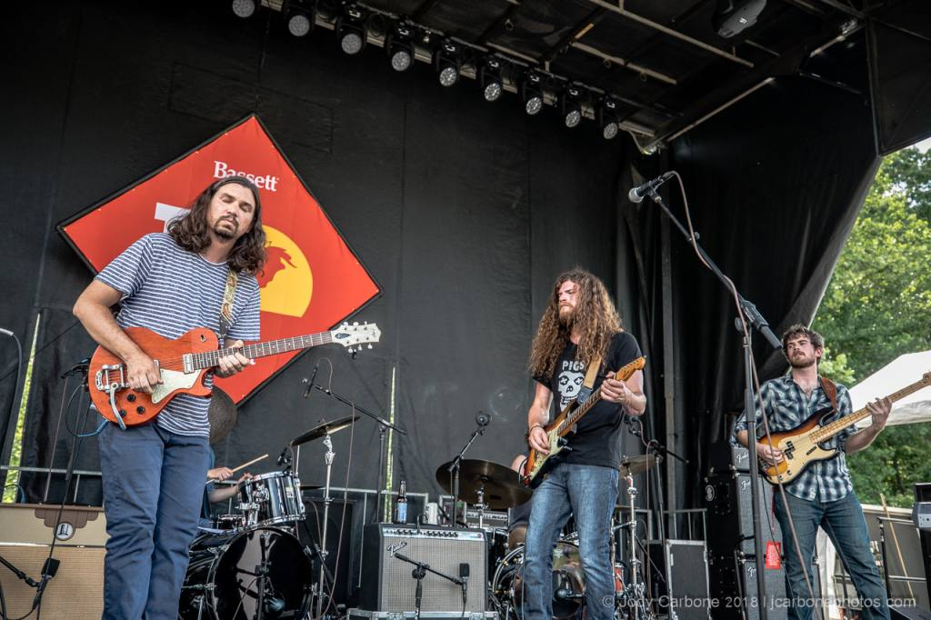 Trongone Band Rooster Walk 2018